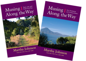 Books: Musing Along the Way (Volume One and Volume Two)